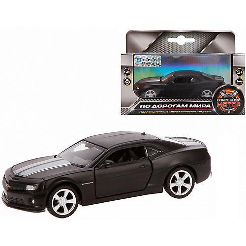 Машина Пламенный мотор Chevrolet  Camaro от Пламенный мотор