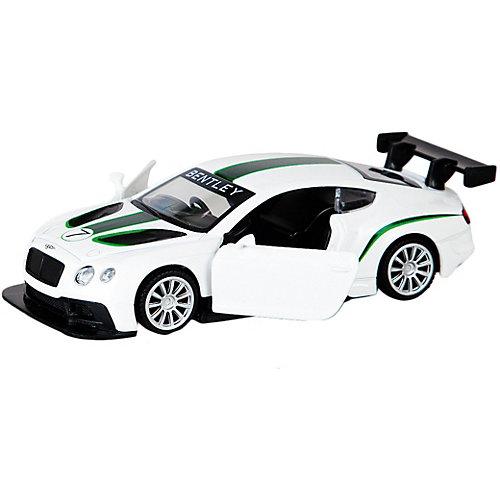 Инерционная машина Пламенный мотор Bentley Continental GT3 от Пламенный мотор