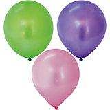 Воздушные шары Action! Метализированные, 5 шт