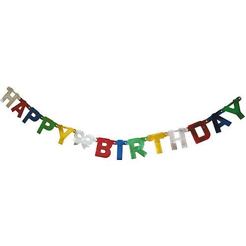 Гирлянда Action! Happy Birthday!, 1,6 метра от ACTION!
