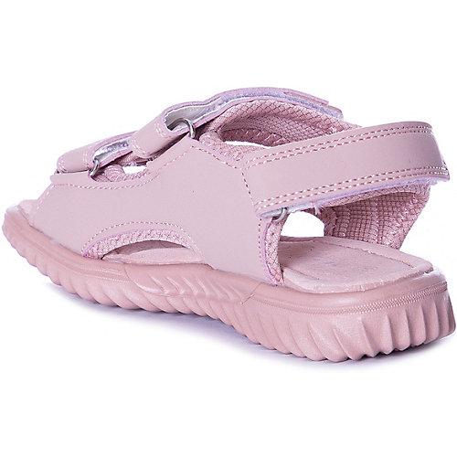 Сандалии М+Д - блекло-розовый от М+Д