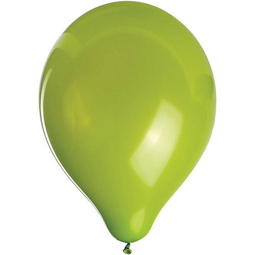 Воздушные шары Zippy, 50 шт, зеленые - зеленый от Zippy