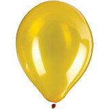 Воздушные шары Zippy, 50 шт, золотой металлик