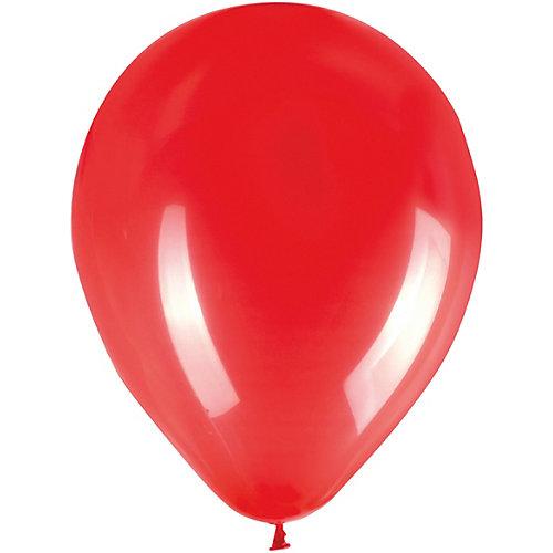 Воздушные шары Zippy, 50 шт, красные - красный от Zippy