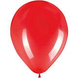 Воздушные шары Zippy, 50 шт, красные