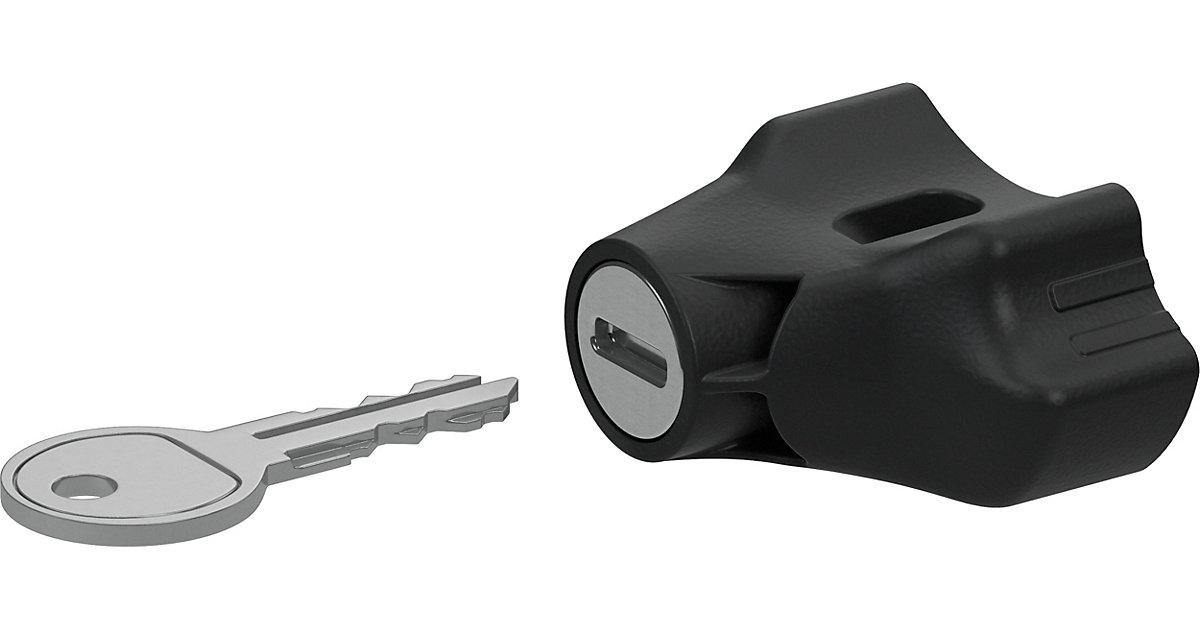 Lock Kit Chariot schwarz