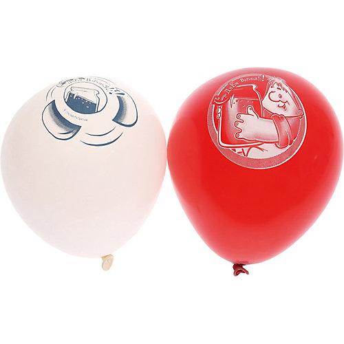 """Воздушные шары Belbal с рисунком   """"День рождения, Малыш и Карлсон"""" 50 шт от Belbal"""