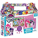Пазл My little Pony Праздник, 9 элементов, с аппликацией