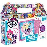 Пазл My little Pony Звезды, 9 элементов, с аппликацией