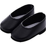 Туфли черные, для кукол 32 см
