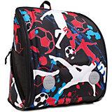 Школьный ранец YUU SHUUT Deluxe, черный