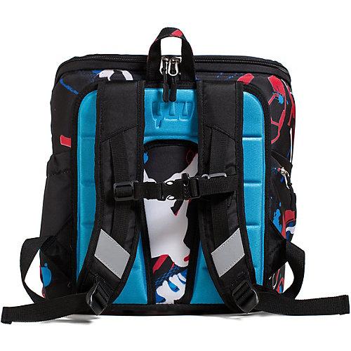 Школьный ранец YUU SHUUT Deluxe, черный - черный от YUU