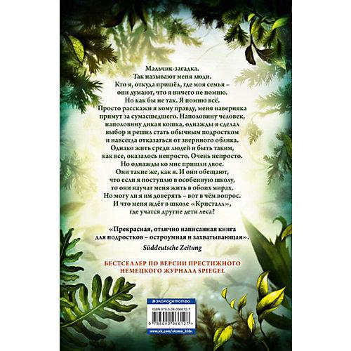 """Книга 1 Дети леса """"Превращение Карага"""", Брандис К. от Эксмо"""