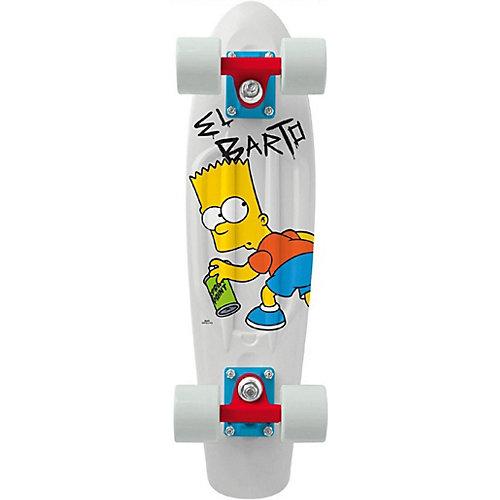 """Лонгборд Penny Simpsons 22"""" LTD El Barto Bart от Penny"""