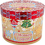 """Подарочная коробка Fenix-present """"Новогодние колокольчики"""""""