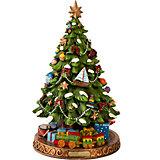 Фигурка Fenix-present Праздничная елка с подарками, 25 см