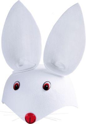 "Маскарадная шляпа Fenix-present ""Зайчик"""