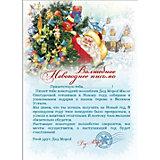 """Новогодний набор Fenix-present """"Письмо дедушке Морозу"""""""