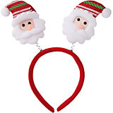 "Ободок Fenix-present ""Дед Мороз в полосатом колпаке"""