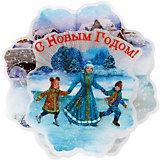 """Новогоднее украшение Fenix-present """"Зимние забавы"""", с подсветкой"""