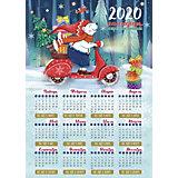 """Календарь с предсказаниями Fenix-present """"Праздник к нам спешит"""""""