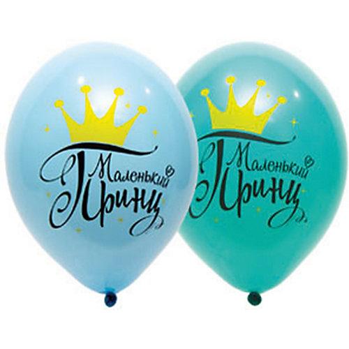 """Воздушные шары Belbal """"Маленький принц"""", с рисунком, 50 шт от Belbal"""