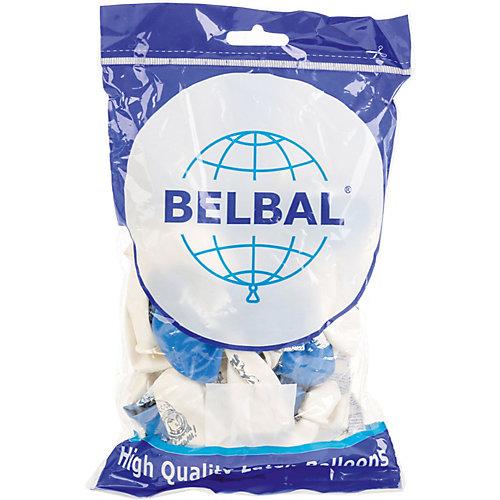 """Воздушные шары Belbal """"Поехали"""", с рисунком, 50 шт от Belbal"""