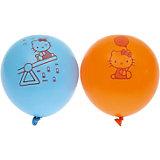 """Воздушные шары Belbal """"Хелло Китти"""", с рисунком, 50 шт"""
