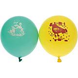 """Воздушные шары Belbal """"Зверюшки"""", с рисунком, 50 шт"""