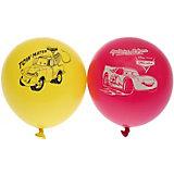 """Воздушные шары Belbal """"Дисней: Тачки"""", с рисунком, 50 шт"""