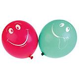 """Воздушные шары Belbal """"Улыбка"""", 50 шт"""