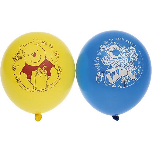 """Воздушные шары Belbal """"Дисней: Винни"""", с рисунком, 50 шт от Belbal"""