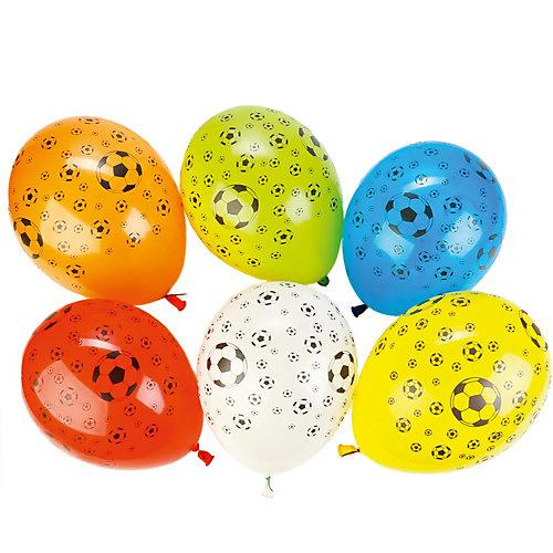 """Воздушные шары Belbal """"Мяч футбольный"""", пастель, шелкография, 50 шт от Belbal"""