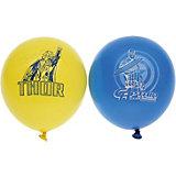 """Воздушные шары Belbal """"Марвел: мстители"""", с рисунком, 50 шт"""