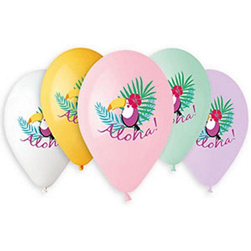 """Воздушные шары Belbal """"Тукан alona"""", с рисунком, 50 шт от Belbal"""