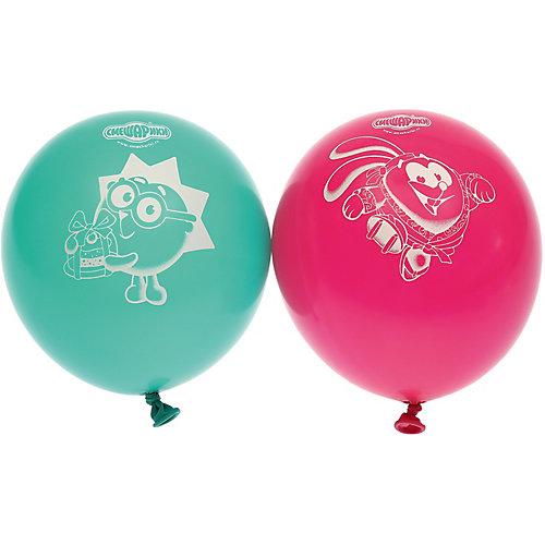 """Воздушные шары Belbal """"Смешарики"""", с рисунком, 50 шт от Belbal"""