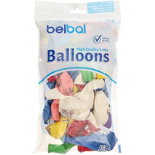 """Воздушные шары Belbal """"День """"Варенья"""", с рисунком, 50 шт от Belbal"""