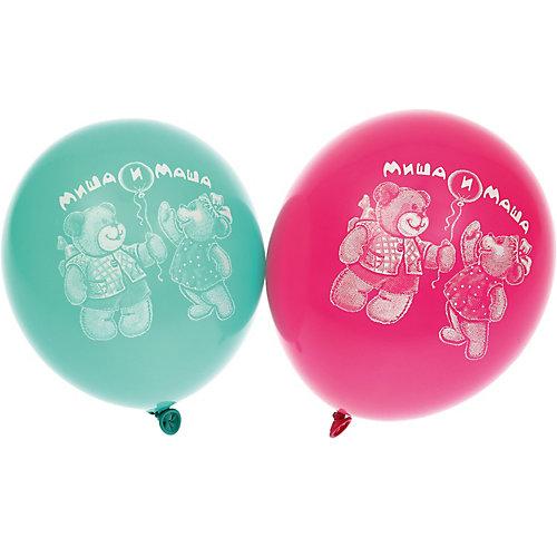 """Воздушные шары Belbal """"Игрушки"""", с рисунком, 50 шт от Belbal"""