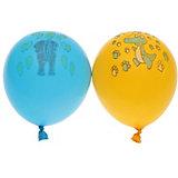 """Воздушные шары Gemar """"Ассорти"""", с рисунком, 100 шт"""