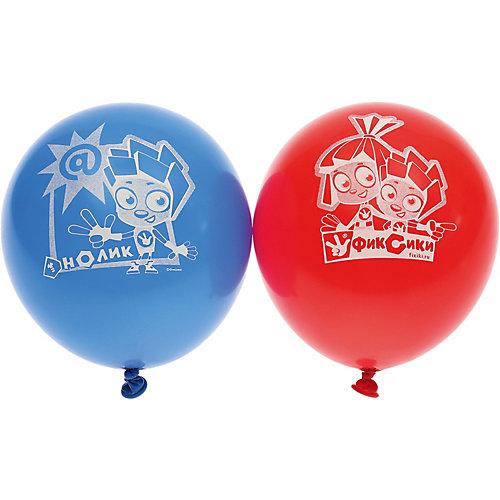 """Воздушные шары Belbal """"Фиксики"""", с рисунком, 50 шт от Belbal"""