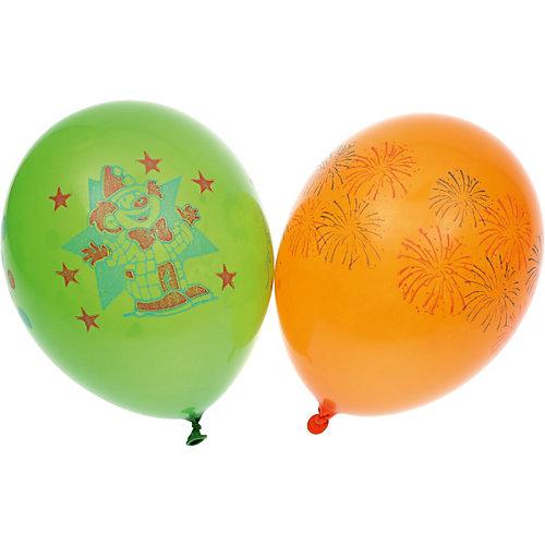 """Воздушные шары Gemar """"Ассорти"""", с рисунком, 100 шт от Gemar"""