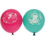 """Воздушные шары Belbal """"Дисней: принцессы"""", с рисунком, 50 шт"""