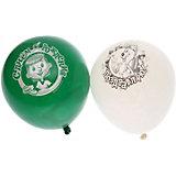 """Воздушные шары Belbal """"День рождения: Простоквашино"""", с рисунком, 50 шт"""