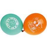 """Воздушные шары Belbal """"Поздравляем с днем рождения"""", 50 шт"""