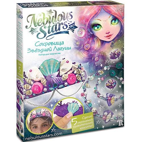 """Набор для создания украшений Nebulous Stars """"Сокровища Звездной Лагуны"""" от Nebulous Stars"""