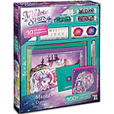 """Набор для создания открыток Nebulous Stars """"Магия бумаги"""""""