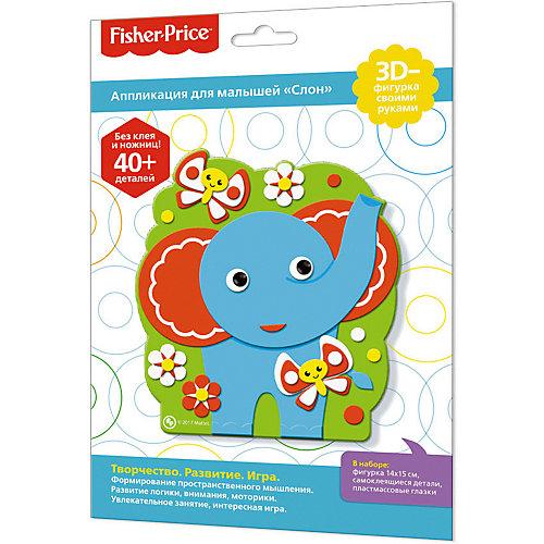 "Аппликация Origami Fisher Price ""3D-фигурка Слон"" от Origami"