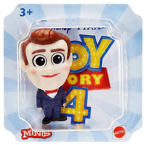 """Мини-фигурка """"История игрушек 4"""", Бенсон от Mattel"""