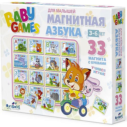 """Обучающий набор Origami """"Магнитная азбука для малышей"""" от Origami"""