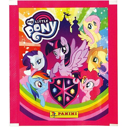 Наклейки My Little Pony 2019 (1 пакет с 5 наклейками) от Panini